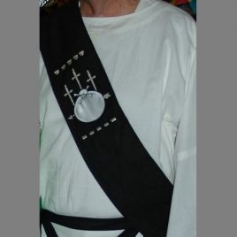 Elus Kohen 7th Degree Sash