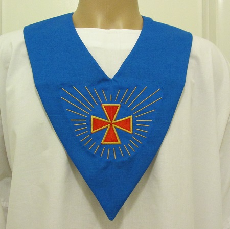 Venerable Master's Collar2