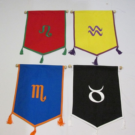 4 Element Banners