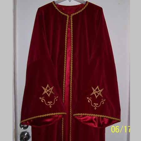 High Priest Cloak