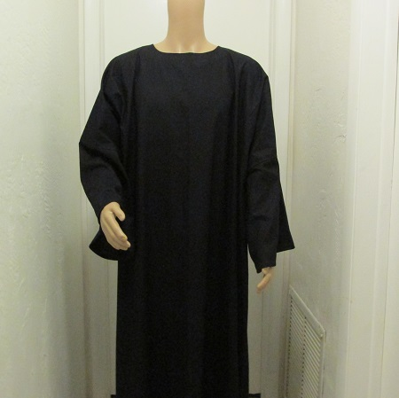Black Tau robe 1