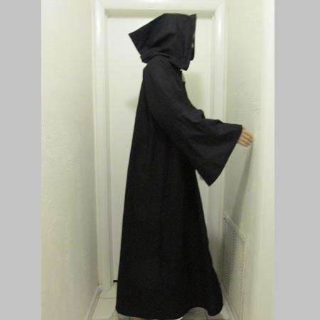 Tau Robe – with hood 2