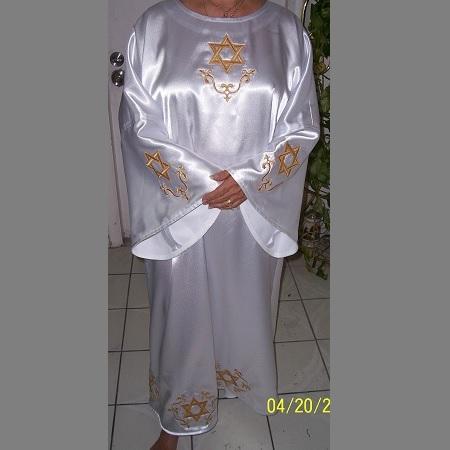 Delux Hexagram Robe