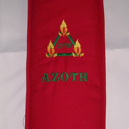 Fire Wand Bag 1