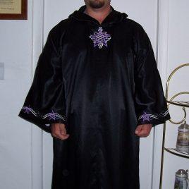 Ultimate Pentagram Robe