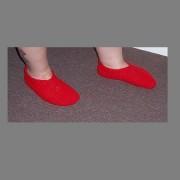 Golden Dawn Slippers 1